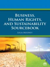 Business, Human Rights, and Sustainability Sourcebook cover