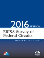 ERISA Survey of Federal Circuits cover