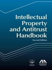 Intellectual Property and Antitrust Handbook cover