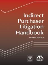 Indirect Purchaser Litigation Handbook cover