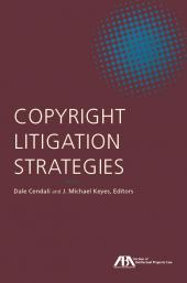 Copyright Litigation Strategies cover