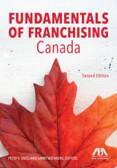 Fundamentals of Franchising - Canada cover