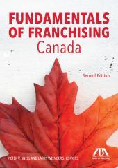 Fundamentals of Franchising - Canada cover