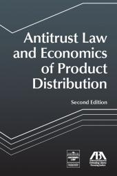 Antitrust and Economics of Product Distribution cover