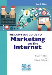 The Lawyer's Guide to Marketing on the Internet cover
