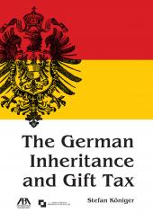 The German Inheritance and Gift Tax cover
