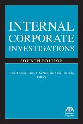 Internal Corporate Investigations cover