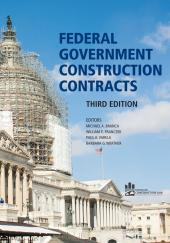 Federal Government Construction Contracts cover