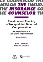 Taxation and Funding of Nonqualified Deferred Compensation: A Complete Guide to Design and Implementation cover