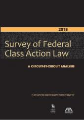Survey of Federal Class Action Law: A Circuit-by-Circuit Analysis cover