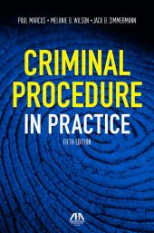 Criminal Procedure in Practice cover