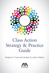 Class Action Strategy & Practice Guide cover