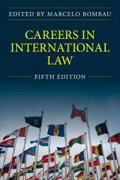 Careers in International Law cover