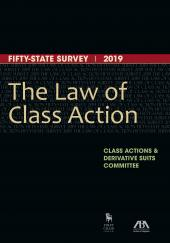 The Law of Class Action: Fifty-State Survey cover