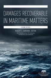 Damages Recoverable in Maritime Matters cover