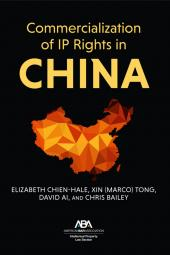 Commercialization of IP Rights in China cover