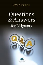 Questions and Answers for Litigators cover
