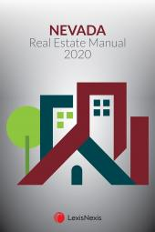 Nevada Real Estate Manual cover