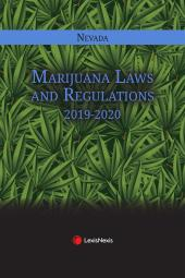 Nevada Marijuana Laws and Regulations cover