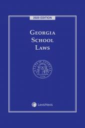 Georgia School Laws cover