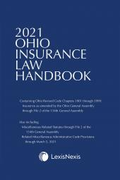 Ohio Insurance Law Handbook cover