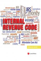 Internal Revenue Code cover
