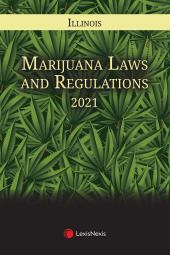 Illinois Marijuana Laws and Regulations cover