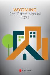 Wyoming Real Estate Manual cover