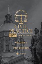 Georgia Civil Practice Law cover