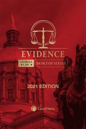 Georgia Evidence cover