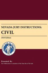 Nevada Jury Instructions -- Civil cover