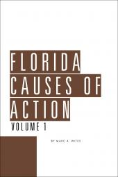 Florida Causes of Action cover