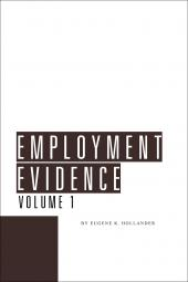 Employment Evidence cover