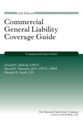 Commercial General Liability Coverage Guide cover