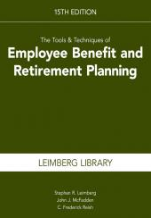 The Tools & Techniques of Employee Benefit and Retirement Planning cover