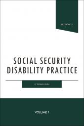 Social Security Disability Practice cover