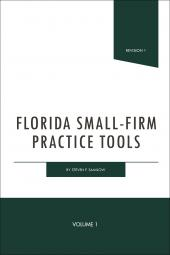 Florida Small-Firm Practice Tools cover
