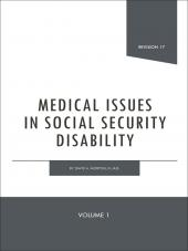 Medical Issues in Social Security Disability cover