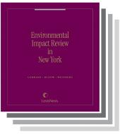 Environmental Impact Review in New York cover