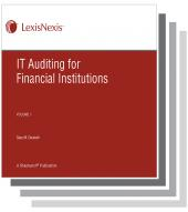 IT Auditing for Financial Institutions cover