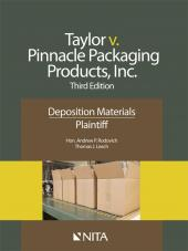Jamie Taylor v. Pinnacle Packaging Products, Inc., Plaintiffs Version cover