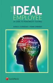 The Ideal Employee, Understanding and Dealing with Personality Tests cover