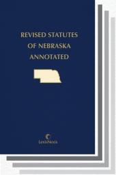 Revised Statutes of Nebraska Annotated cover