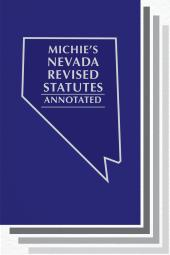 Michie's Nevada Revised Statutes Annotated