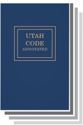 Utah Code Annotated