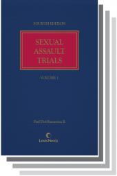Sexual Assault Trials cover