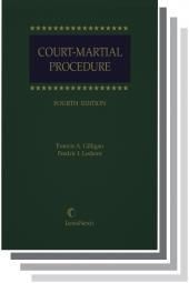 Court-Martial Procedure cover
