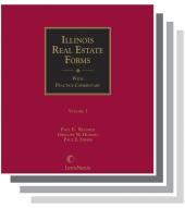 Illinois Real Estate Forms cover