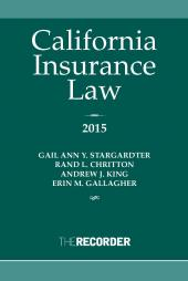 California Insurance Law cover