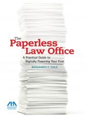 The Paperless Law Office cover